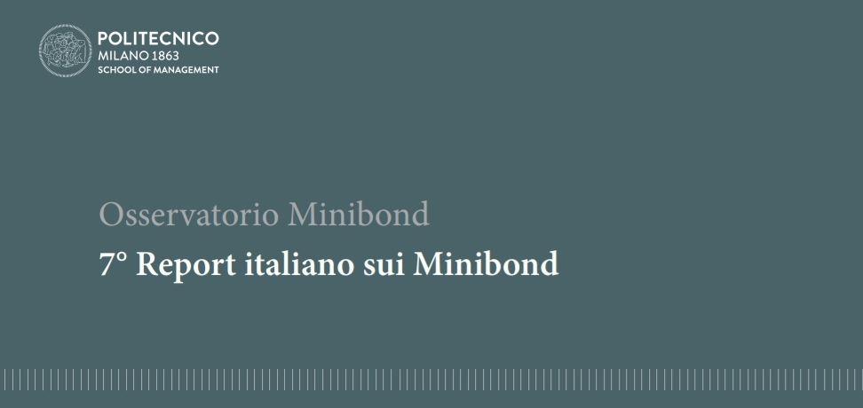 Minibond: CIB Unigas diventa un caso studio del politecnico di Milano